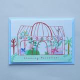 Blooming Marvellous Umber Glasshouse Card