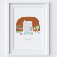 Building Portrait (Home, Wedding Venue or Favourite building)