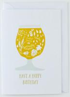 Have a Hoppy Birthday Card