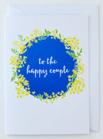 To the Happy Couple - Wedding Card