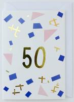 18 years old - Birthday Card