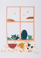 From my Window Still Life Unframed Print