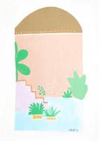 Marrakesh at Dusk Unframed Print