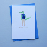 Daddy Cool Father's Day Birthday Card