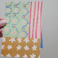 Birthday Wishes Patterned Card