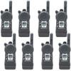 Motorola VL50 1 Watt 8 Channel UHF Two Way Radio, Pack of 8