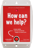 Ritron RQA Quick Assist Call Button