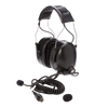 Hytera ECA01 Noise Canceling Headset for Hytera MD782i Series Mobile Two Way Radios