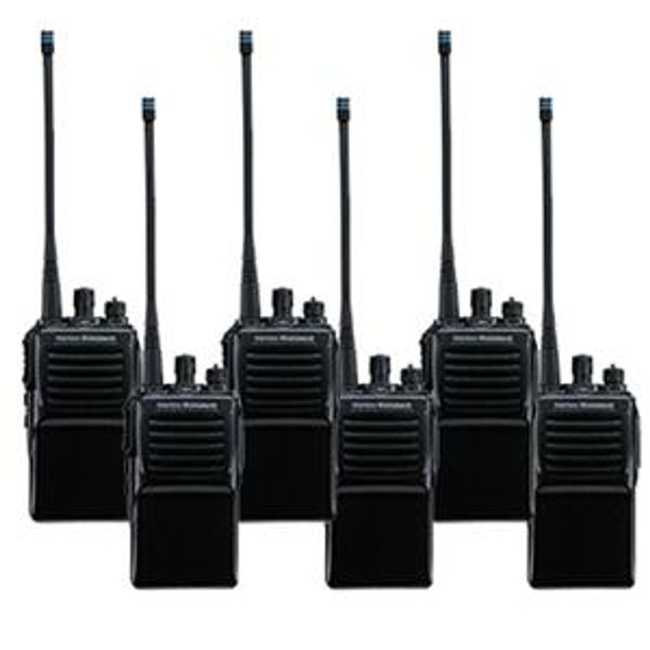 Vertex Standard VX-231 Bundle of six two way radios