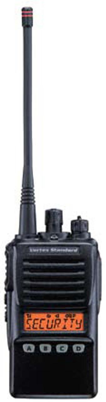 Vertex Standard VX-354 UHF 5 Watt 16 Channel UHF or VHF two way radio with display