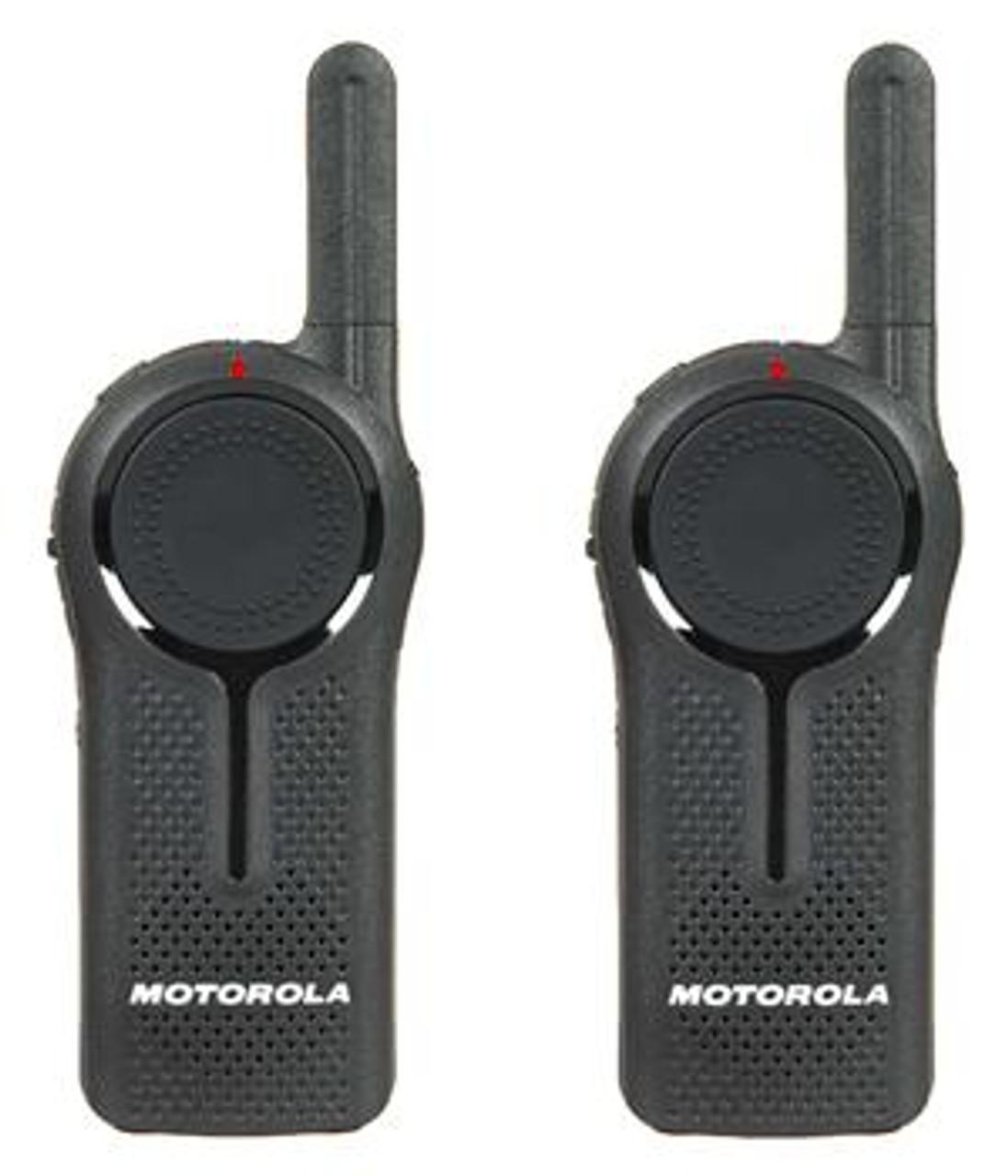Motorola DLR Digital 2 Way Radio, Pack of 2