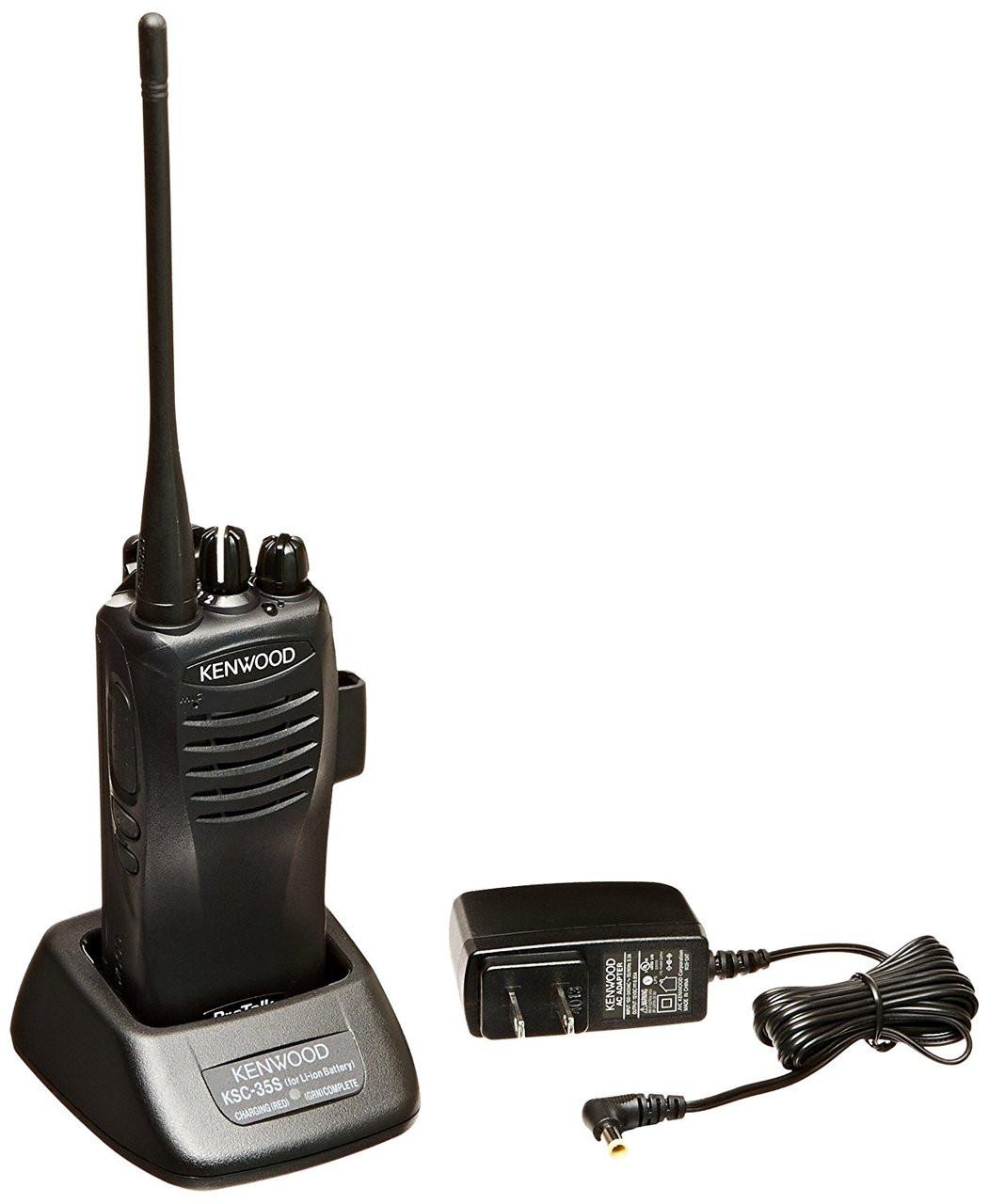 Kenwood TK2402V16P 5 Watt 16 Channel VHF Two Way Radio