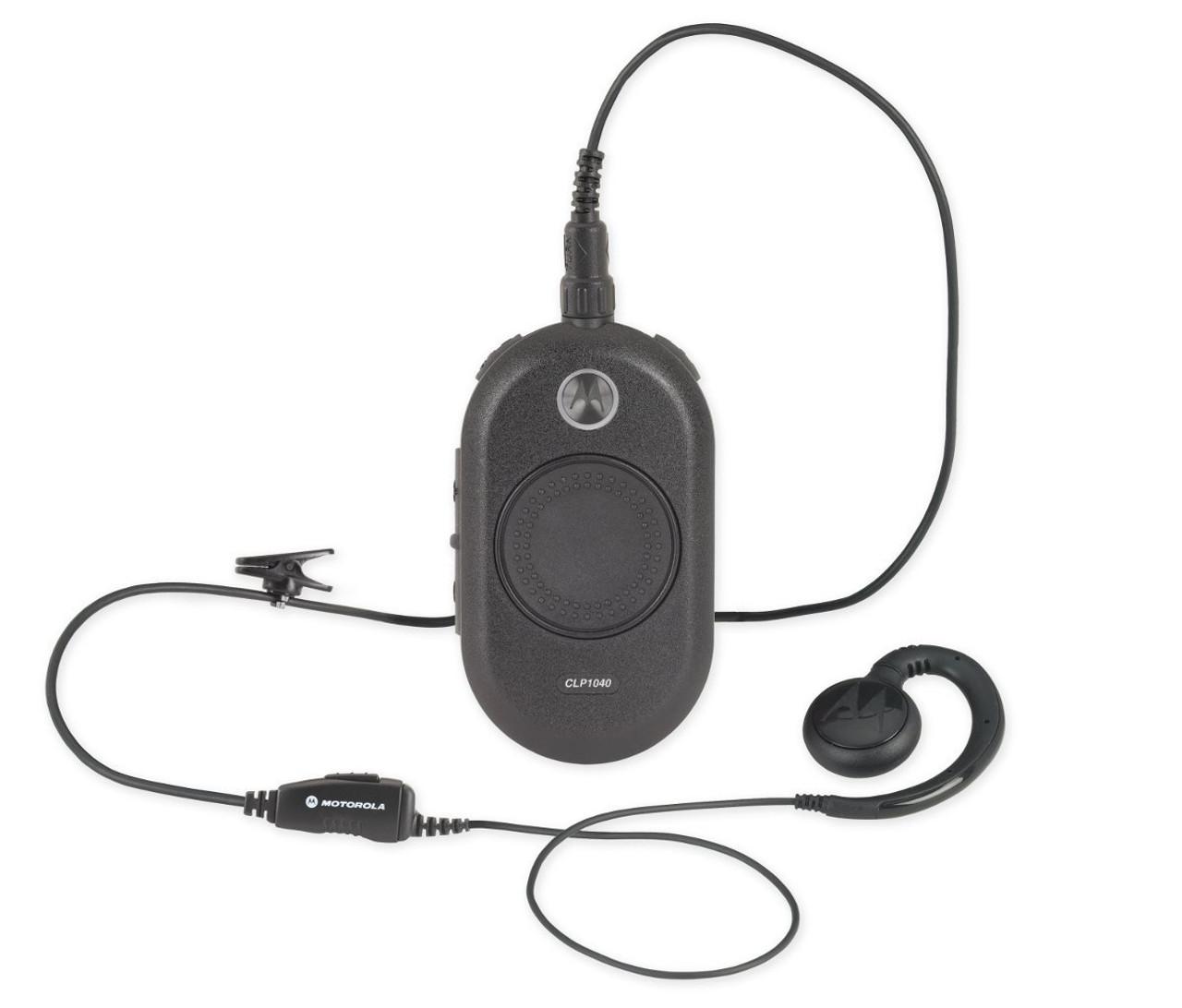 Motorola CLP1040 1 Watt 4 Channel UHF Two Way Radio