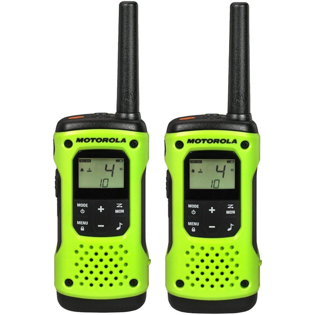 Motorola T600 Talkabout Two way Radios