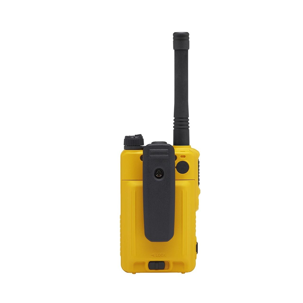 Motorola EVX-S24Y Compact Digital UHF Walkie Talkie