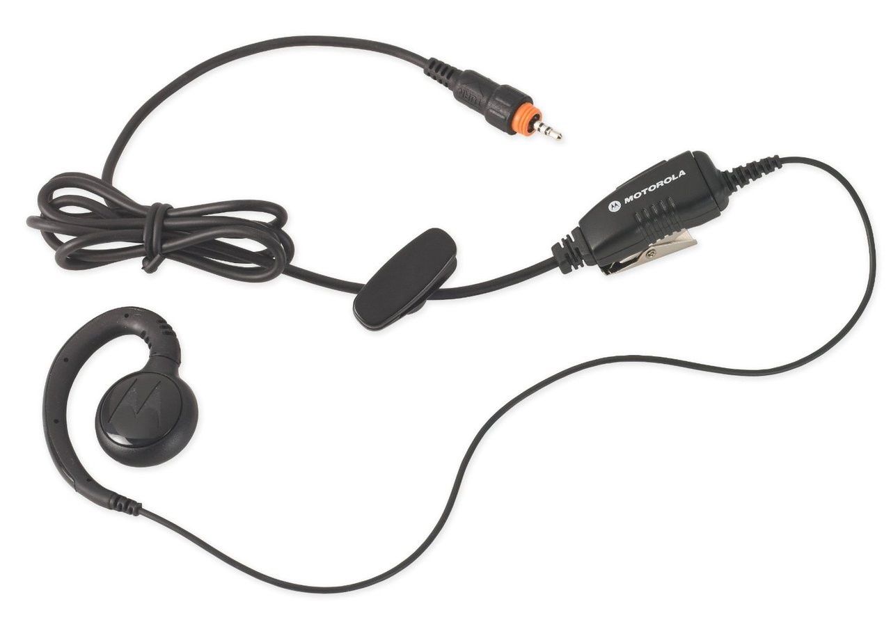 Motorola HKLN4455 CLP Series Earpiece.