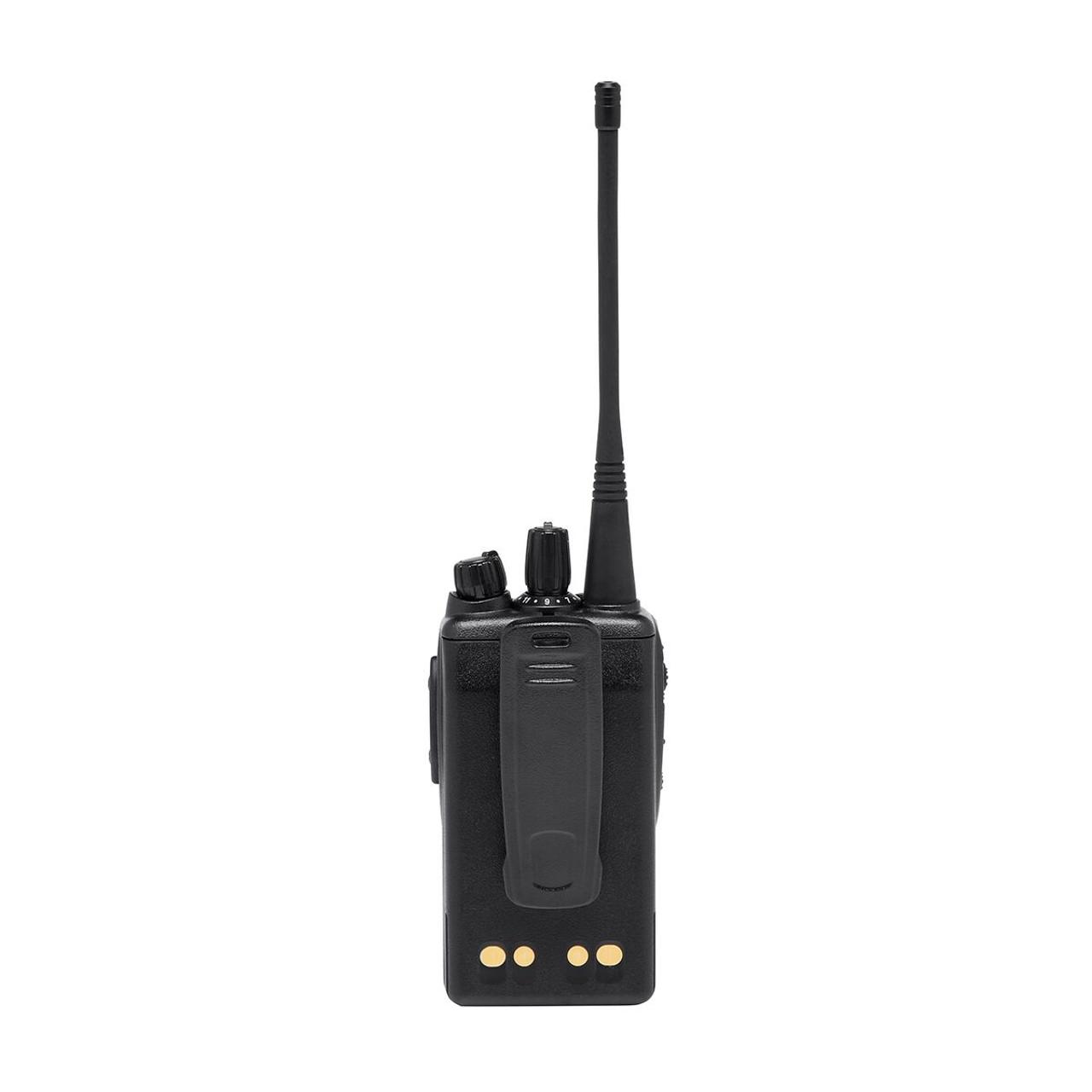 Motorola VX-451 5 Watt 32 Channel WaterProof Two Way Radio