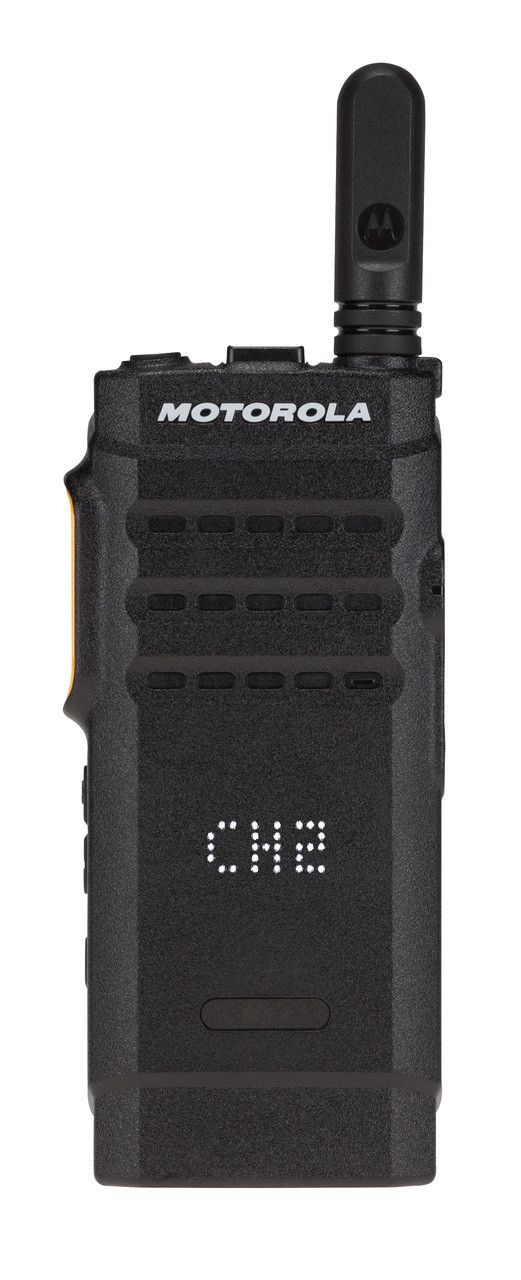 Motorola SL300 3 Watt UHF Analog or Digital Two Way Radio