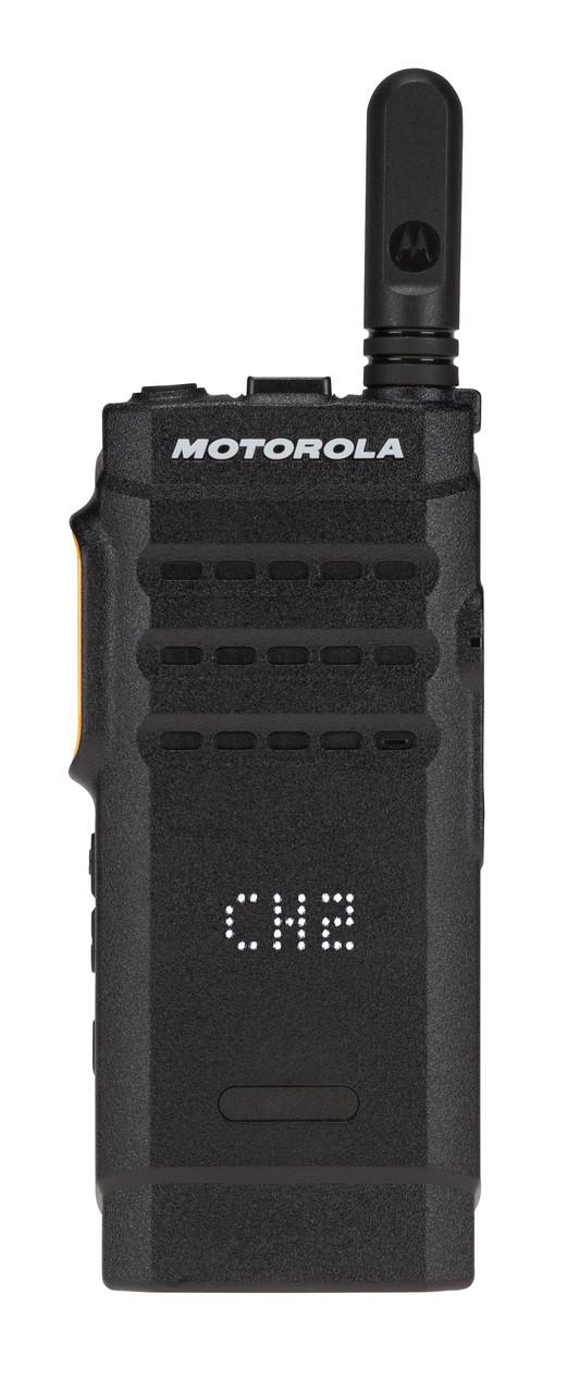 Motorola SL300 3 Watt UHF Analog or Digital Two Way Radio