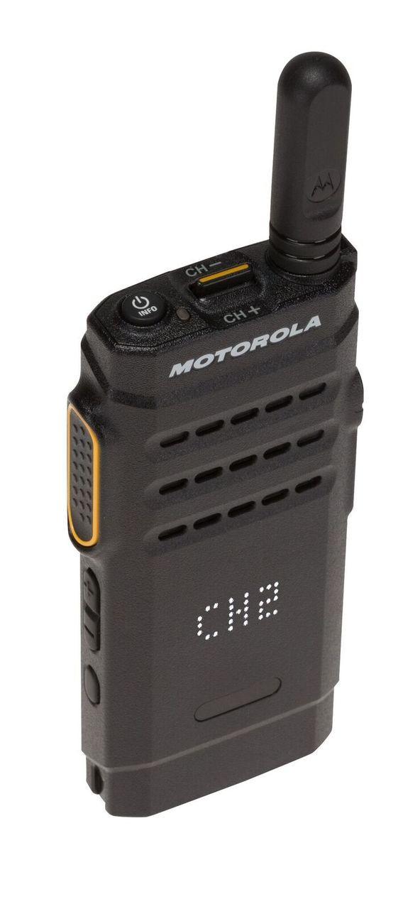 Motorola MOTOTRBO SL300 3 Watt 99 Channel UHF or VHF Two Way Radio