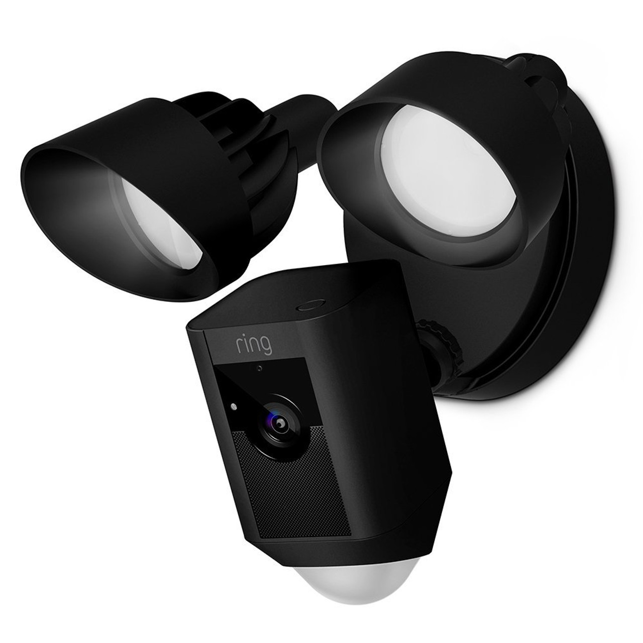 Ring Floodlight Cam, Black