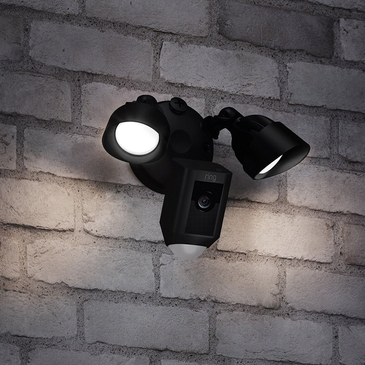 Ring Floodlight Cams are easy to install