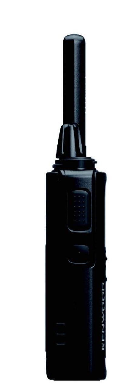 Kenwood ProTalk Digital NX-P500 Digital Two Way Radio