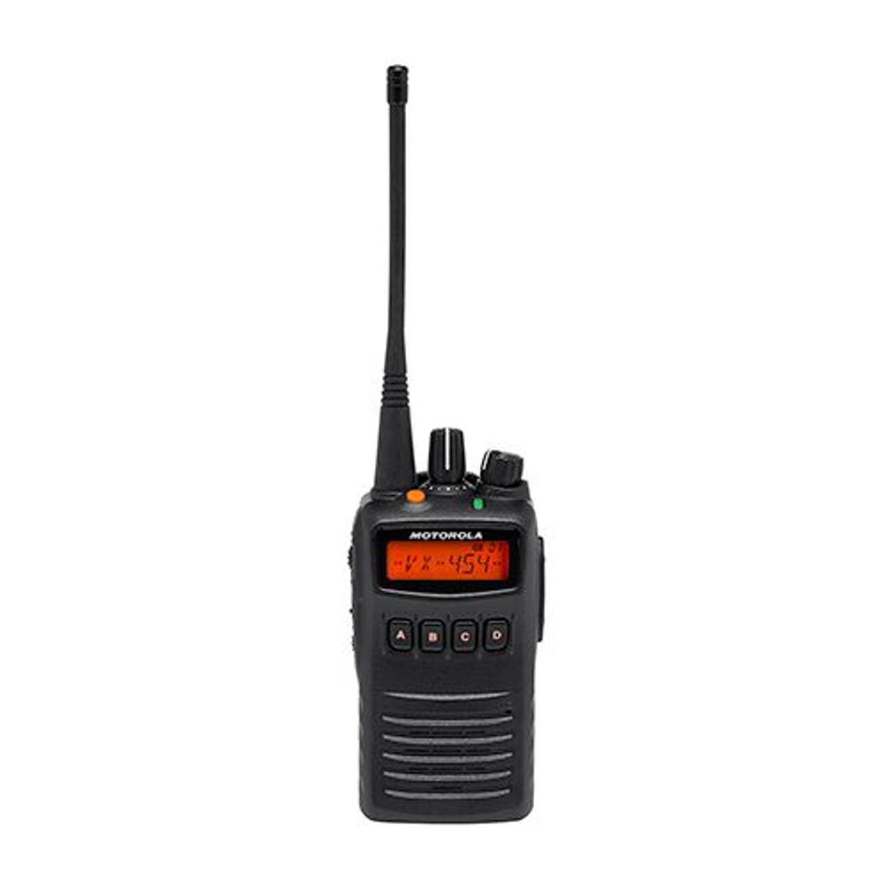 Motorola VX-454 512 Channel UHF or VHF Two Way Radio
