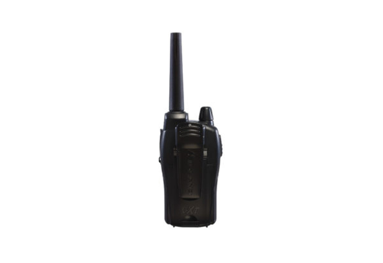 Midland GXT1000VP4 2 way radios are waterproof!