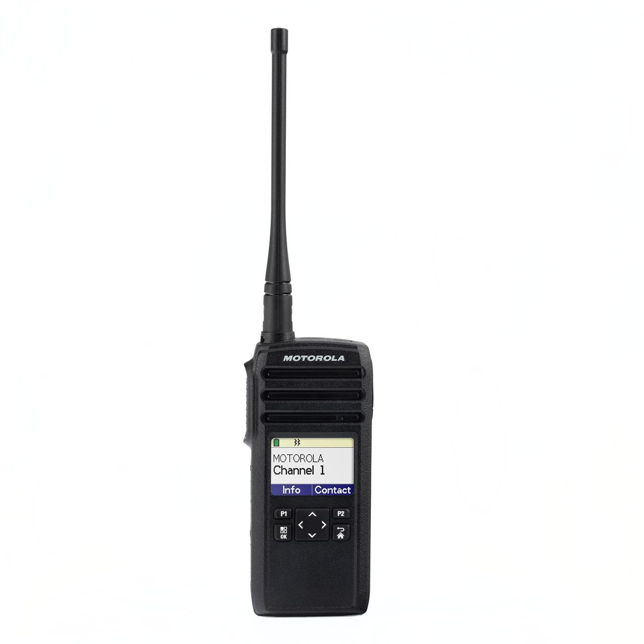 Motorola DTR700 License Free Digital Two Way Radio