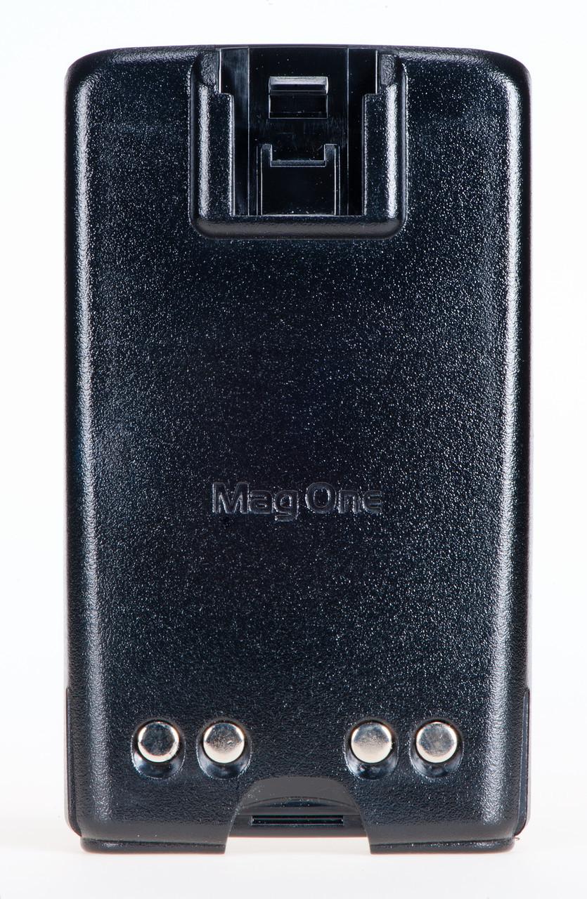 Motorola PMNN4075AR High Capacity Nickel Metal Hydride Battery for Motorola Mag One BPR40  Series two way radios.