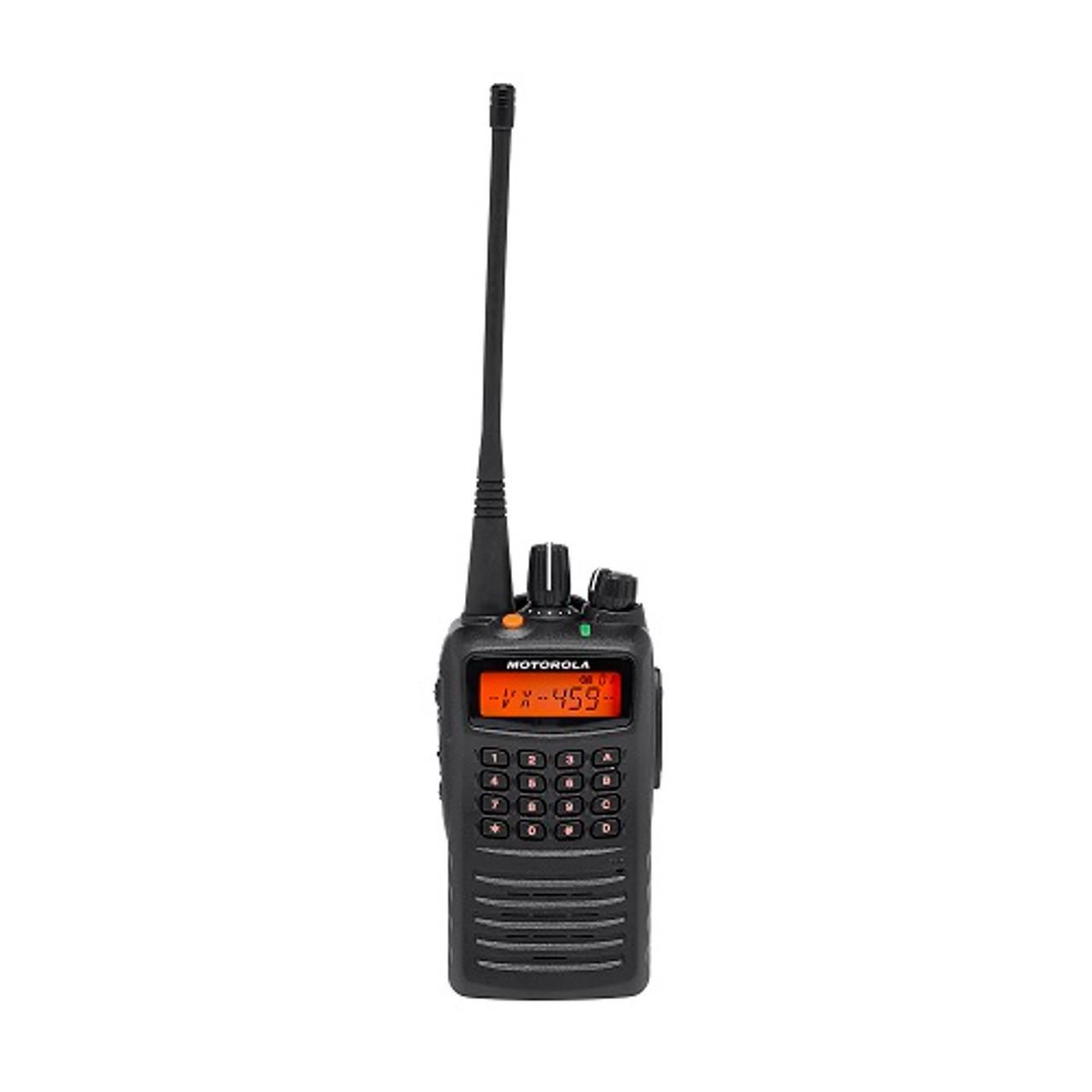Motorola VX-459 UHF Two Way Radio