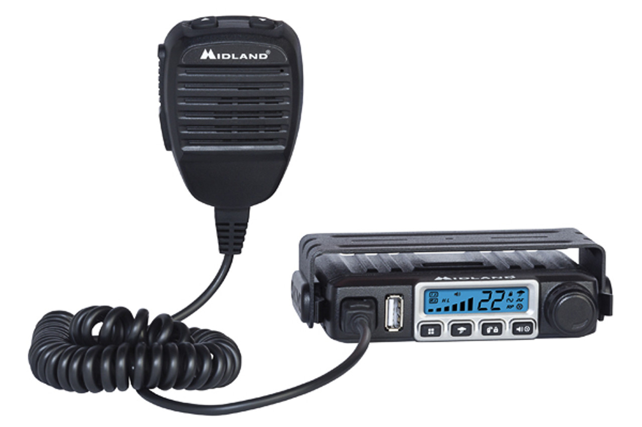 Midland MXT115 MicroMobile Two Way Radio