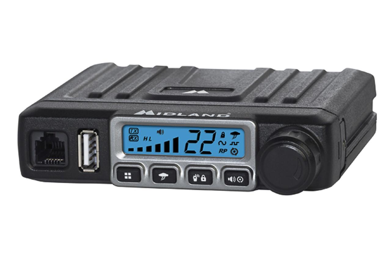 Midland MXT115 15 Watt GMRS Two Way Radio