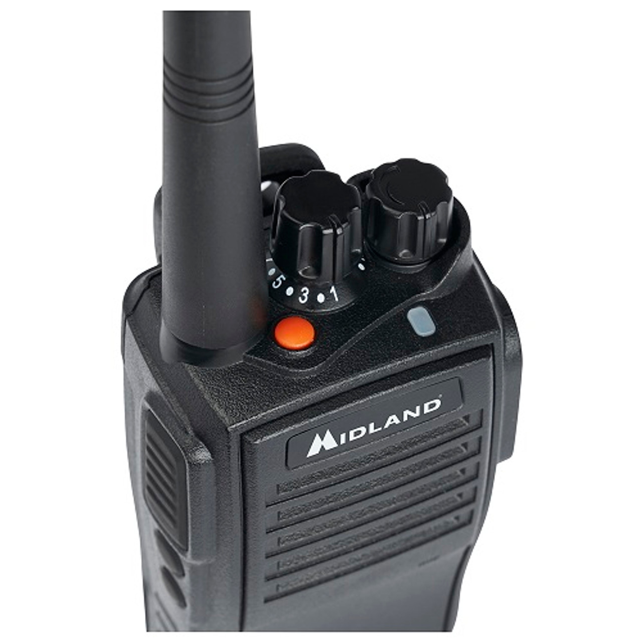Midland MB400 UHF Two Way Radio with Emergency Button