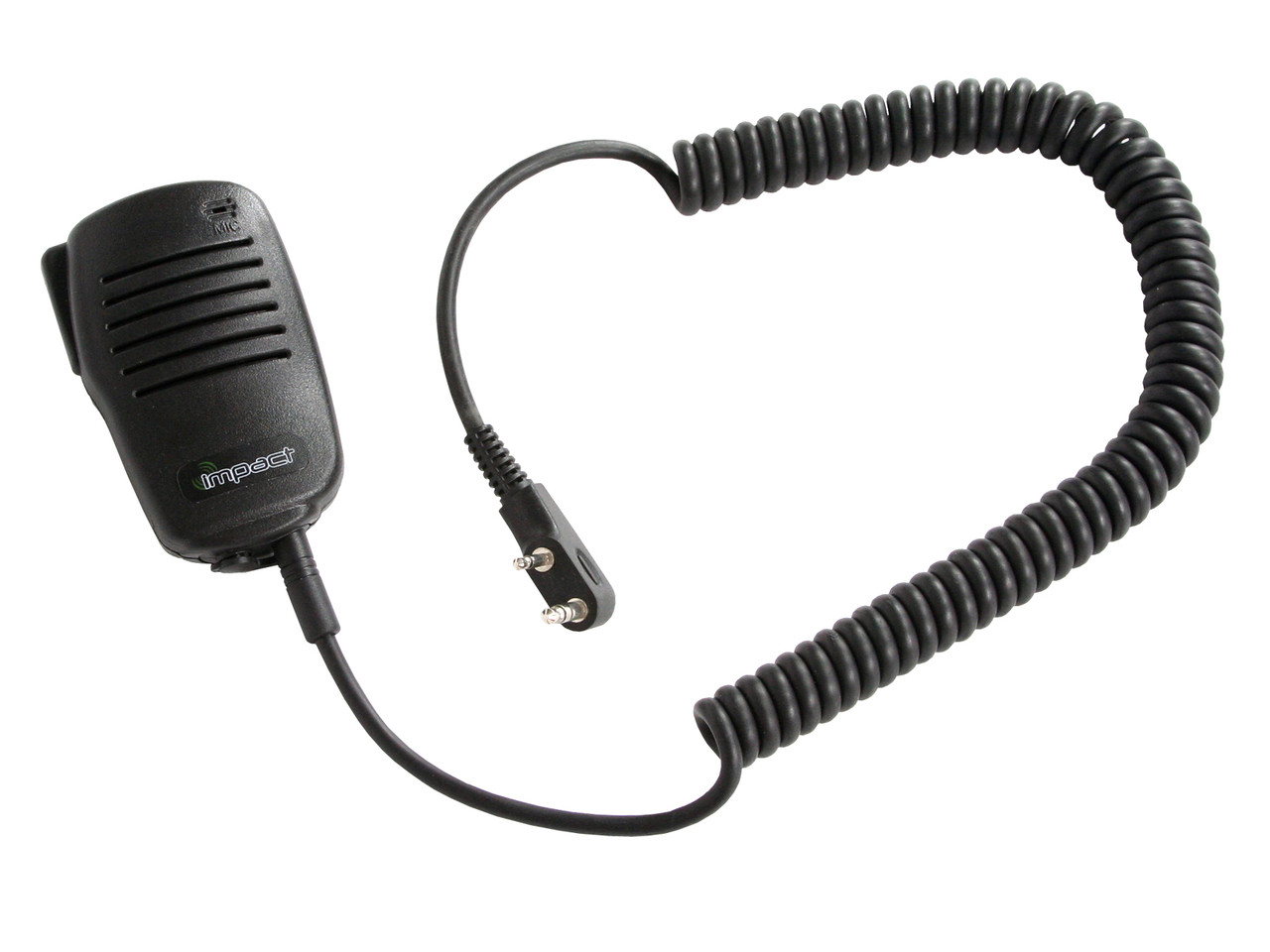 Imact SRSM-MD1 Silver Series Compact Speaker Mic for Motorola Two Way Radios