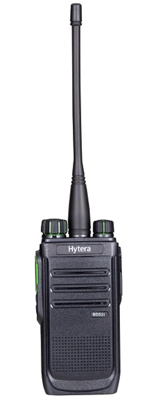 Hytera BD502i 4 or 5 Watt 48 Channel UHF or VHF two way radio.