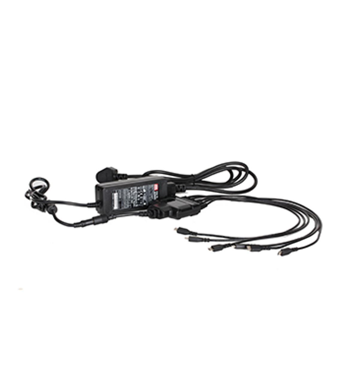 Hytera PS6001 6 Port Mini-USB Charging Port