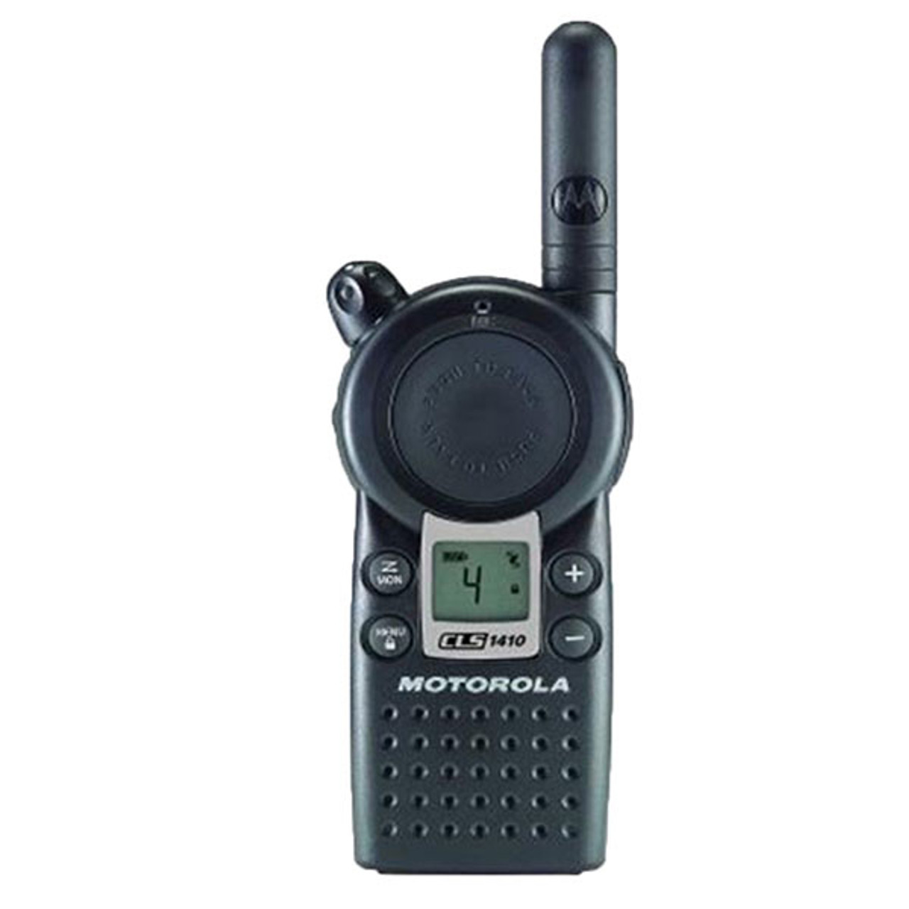Motorola CLS1410 1 Watt 4 Channel UHF two way radio