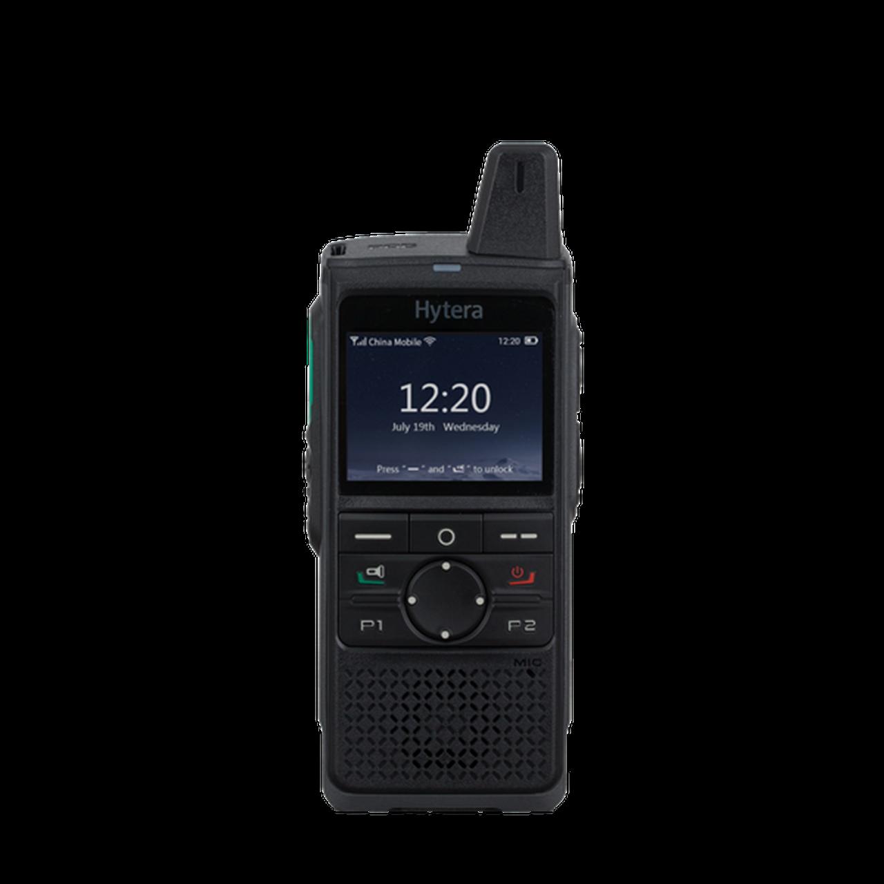 Hytera PNC370 poC Cellular based two way radio