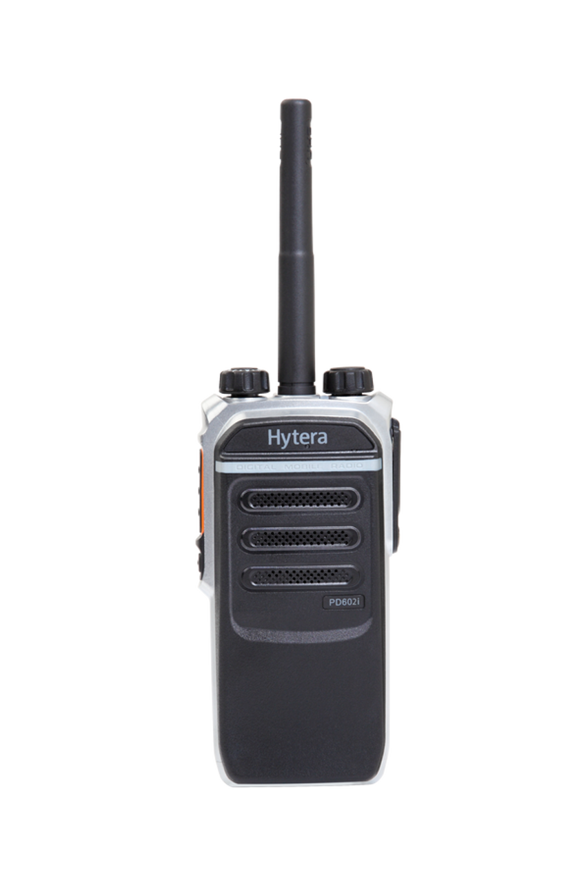 Hytera PD602i UL913  Digital Two Way Radio available in both UHF and VHF models