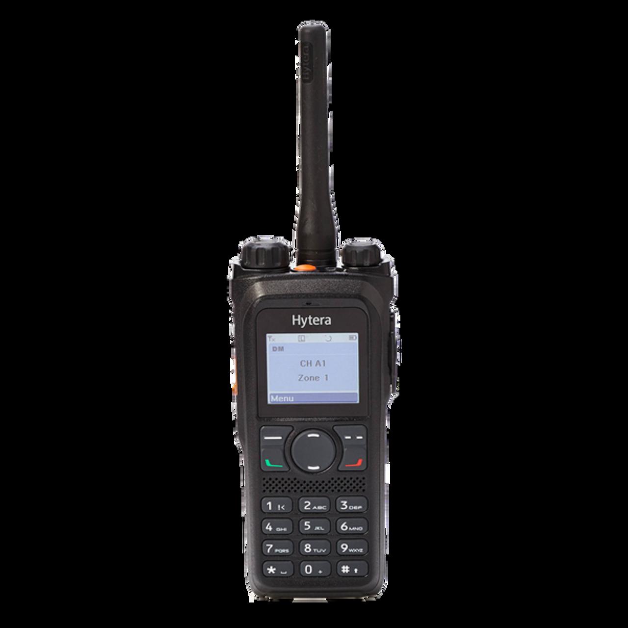 Hytera PD982i UL913 Intrinsically Safe Digital Two Way Radio