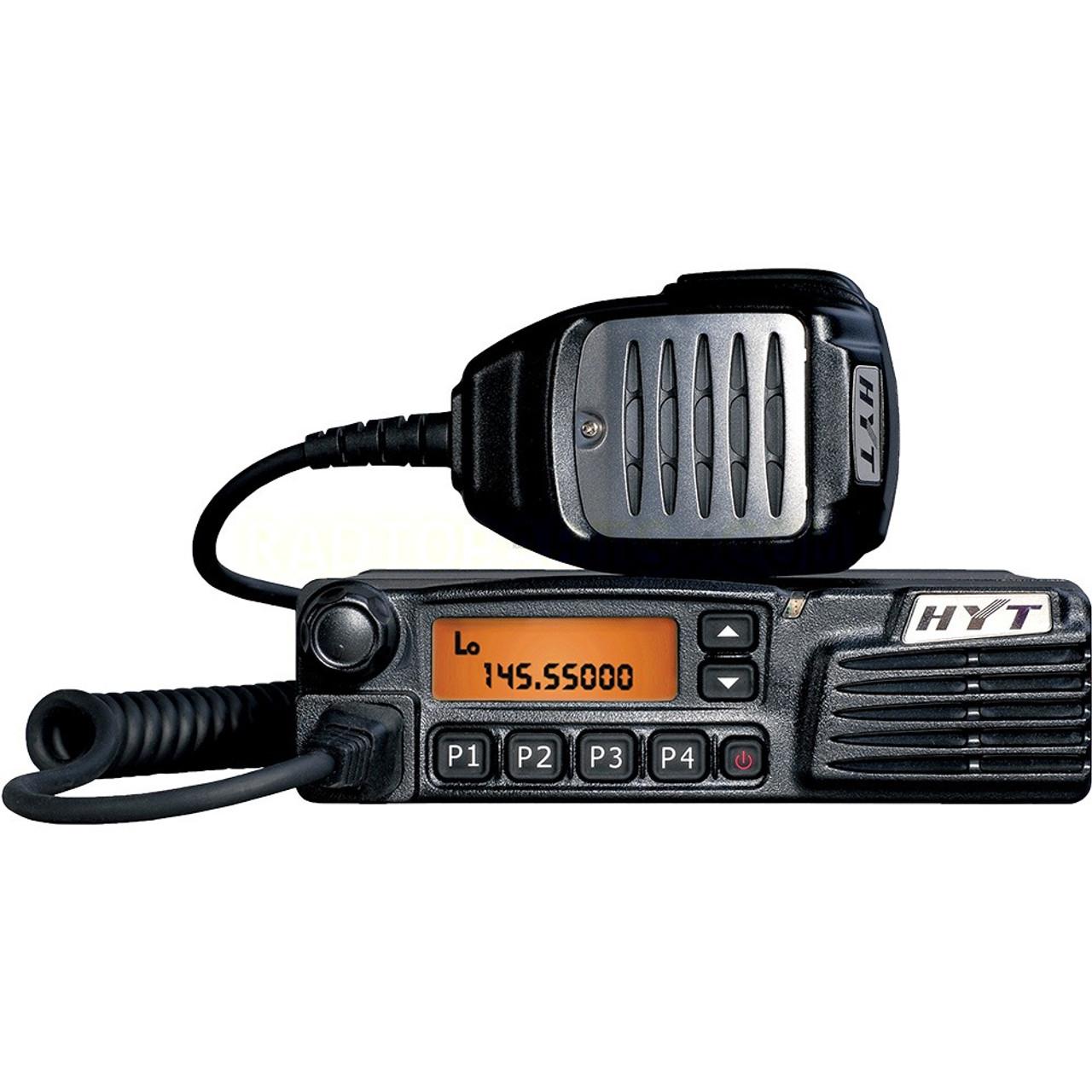 HYT TM-610 50 Watt Mobile Two Way Radio
