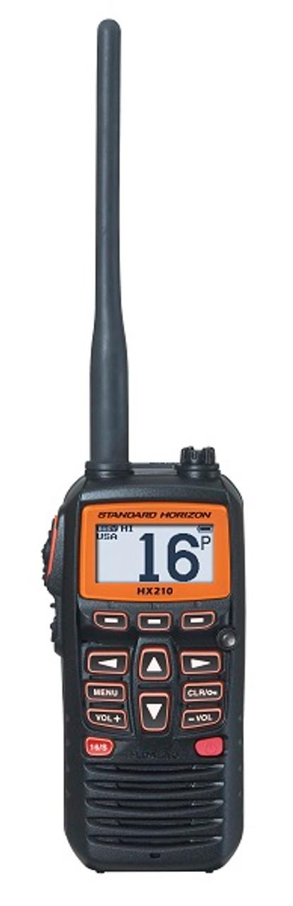 Standard Horizon HX210 Floating VHF Marine Transceiver