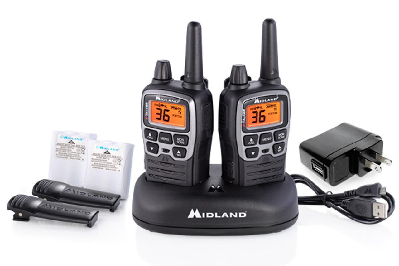 Midland T71VP3  XTalker Series Walkie Talkies