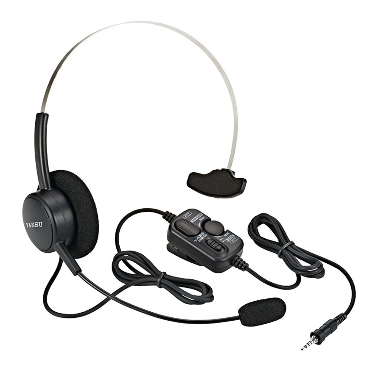 Standard Horizon SSM-64A Earpiece with Boom Mic - Voice Activated