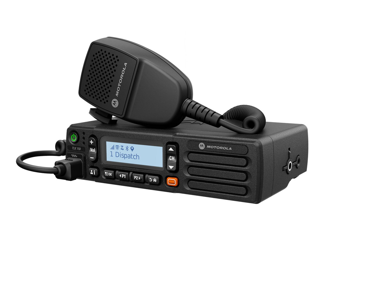 Motorola TLK150 4G LTE Mobile Two Way Radio
