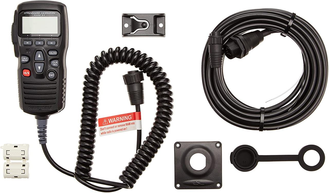 Standard Horizon CMP31 (RAM3) Remote Station Microphone