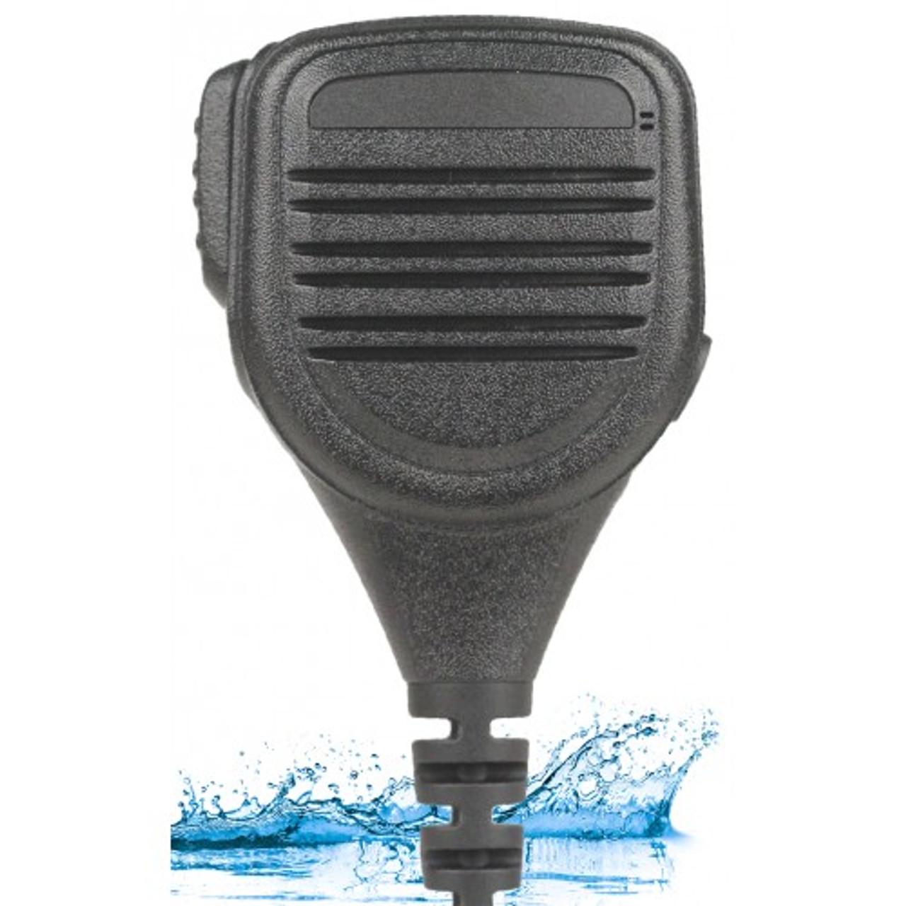 National Two Way Waterproof Speaker Microphone