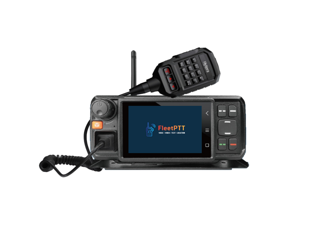 Hytera MNC580 Push to Talk Over Cellular Mobile Two Way Radio